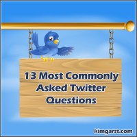 13 Most Commonly Asked Twitter Questions