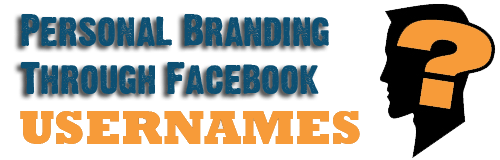 facebook usernames1 Branding Your Facebook Fan Page By Choosing A Custom Username
