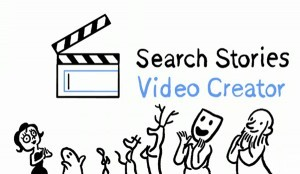 google search stories creator 1 300x174 A Fun Personal Branding Tool   Make Your Own Google Search Story