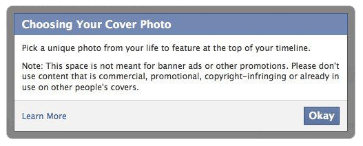 coverimagemessage Can You Use Facebook's New Timeline for Personal Branding?