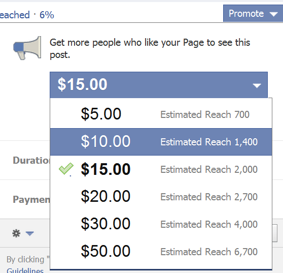 facebookpromotedposts1 Facebook Releases Promoted Posts for Pages