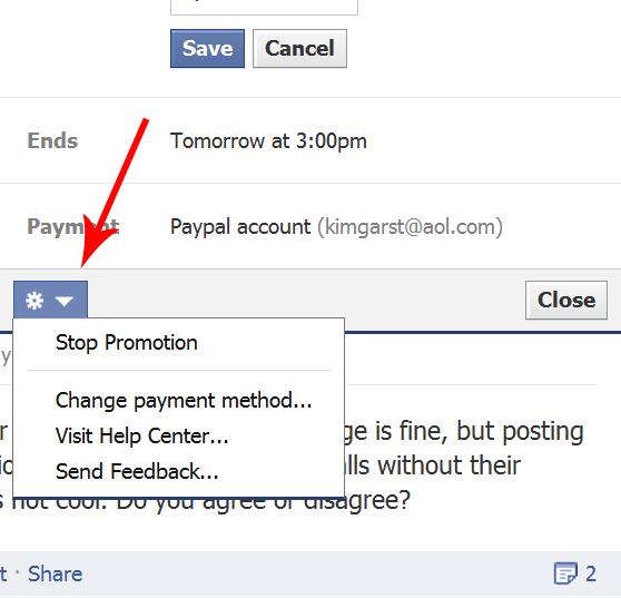 facebookpromotedposts2 Facebook Releases Promoted Posts for Pages