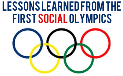 Lessons Learned from the First Social Olympics