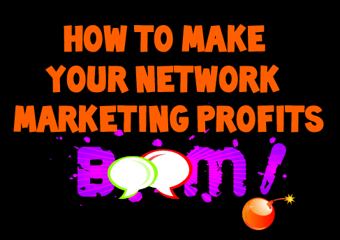 How To Make Your Network Marketing Profits BOOM Using Social Media