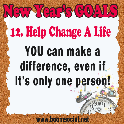 Resolutions12 12 Highly Effective New Years GOALS!