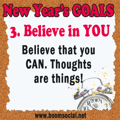 Resolutions3 12 Highly Effective New Years GOALS!