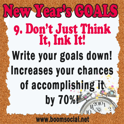Resolutions9 12 Highly Effective New Years GOALS!