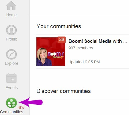 Communities Three Ways Google+ Communities Benefit Your Business