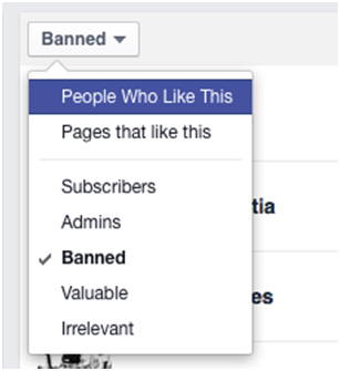 ban1 How To Remove or Block Someone From Your Facebook Fan Page