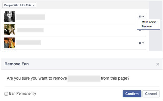 ban2 How To Remove or Block Someone From Your Facebook Fan Page