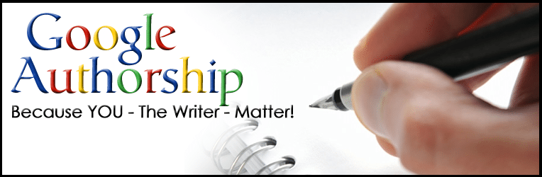 Google Authorship for writers