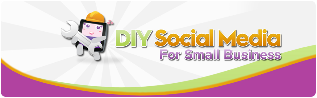diy heading title Social Media Training