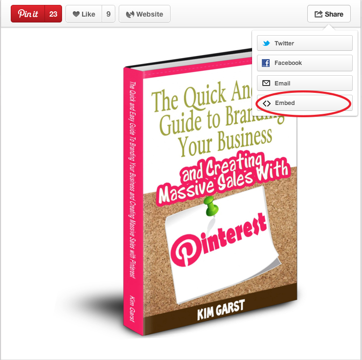 Pinterest Embed Pinterest is Changing...Are You Ready?