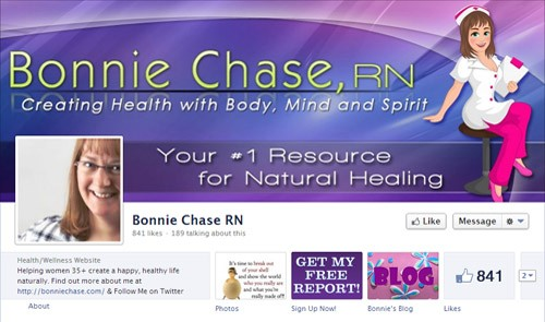 portfolio facebook timeline bonniechase See The Results