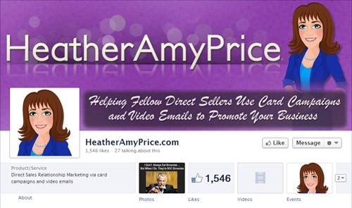 portfolio facebook timeline heatheramyprice See The Results