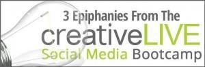 creativeLIVE social media bootcamp