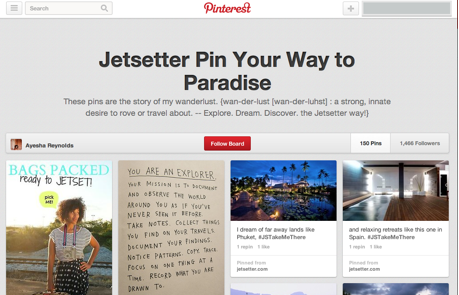 Pinterst Instagram 2 How to Use Pinterest & Instagram to Build Relationships