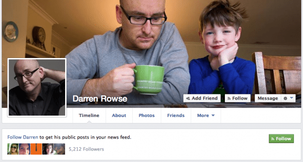 timelinecover 605x324 6 Ways to Use Your Personal Facebook Profile for Business
