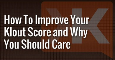 klout score pi How To Improve Your Klout Score and Why You Should Care