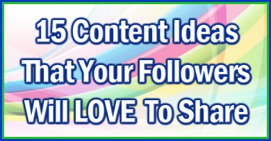 15 content ideas pi 15 Content Ideas That Your Followers Will Love to Share