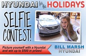 hyundai 6 Genius Ways To Use Selfies In Your Marketing