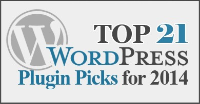 top 21 wp pi Top 21 Wordpress Plugin Picks for 2014