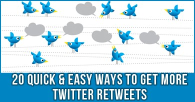twitter retweets pi 20 Quick & Easy Ways To Get More Twitter Retweets