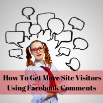 How To Get More Site Visitors Using Facebook