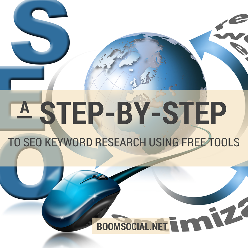 A Step-by-Step Guide To SEO Keyword Research Using FREE Tools