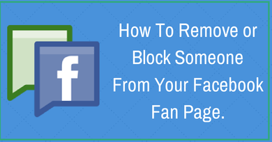 How to Remove Someone From Your Facebook Group