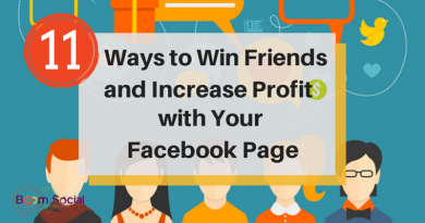 11 Ways to Win Friends and Increase Profits on Your Facebook Page