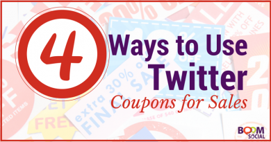 4 Ways To Use Twitter Coupons For Sales