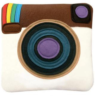Instagram Μαξιλάρι