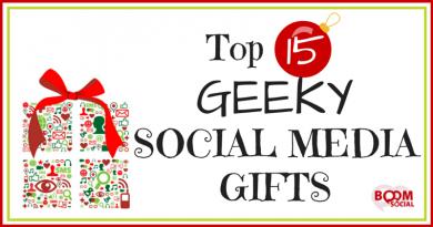 Top 15 Geeky Social Media Gifts - Kim Garst