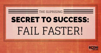 The Surprising Secret to Success- Fail Faster! - Kim Garst
