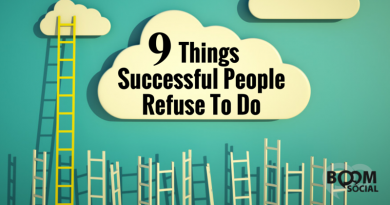 9 Things Successful People Refuse To Do - Kim Garst