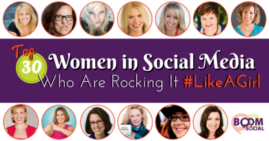 Top 30 Women in Social Media Who Are Rocking It #LikeAGirl - Kim Garst