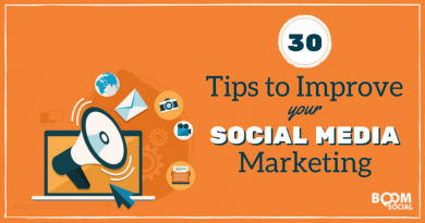 30 Tips to Improve Your Social Media Marketing - Kim Garst