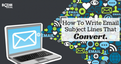 How To Write Email Subject Lines That Convert