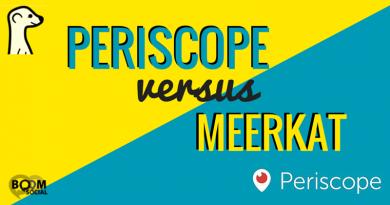 Periscope Versus Meerkat - Kim Garst