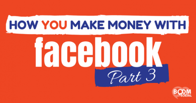 how you make money on Facebook part 3