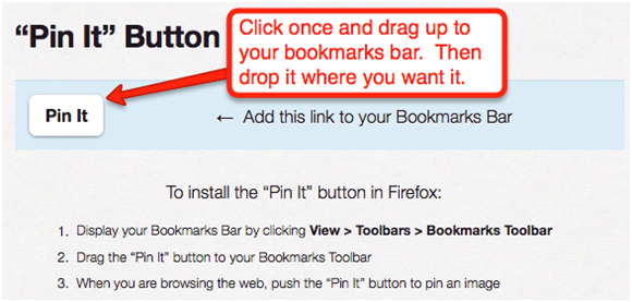 Pin It Button(1) How Do I Pin On Pinterest?