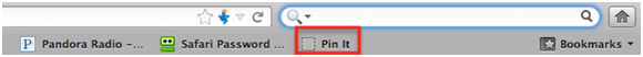 Tool Bar Pin It(2) How Do I Pin On Pinterest?