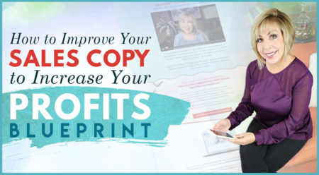 How to Improve Your Sales Copy to Increase Your Profits Blueprint