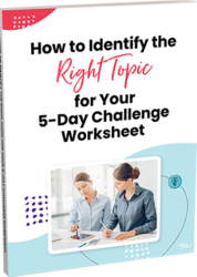 Freebie-How To Identify the Right Topic