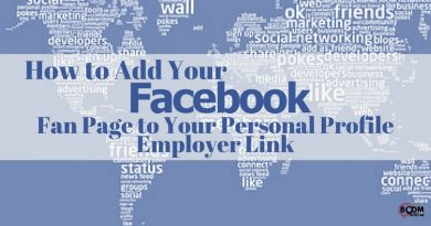 how-to-add-your-facebook-fan-page-to-your-personal-profile-employer-link-twitter