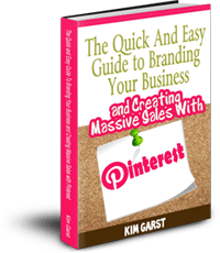Book - How To Get Started With Pinterest - helpful Pinterest tips for small business pinners