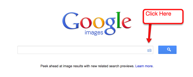 How to use Google images