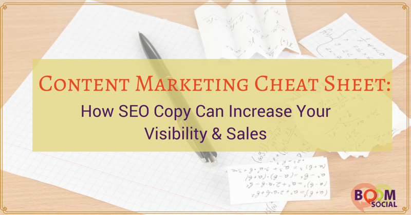 How SEO Copy Can Increase Your Visibility & Sales