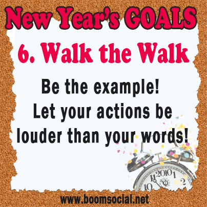 12 Highly Effective New Year\'s GOALS!